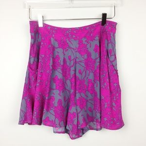 Free People | High Rise Flowy Floral Sheila Shorts